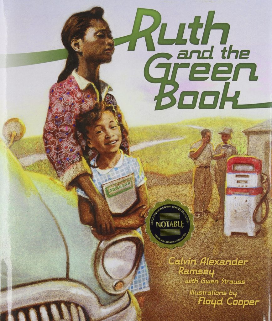 Children's books that celebrate America: Ruth and the Green Book