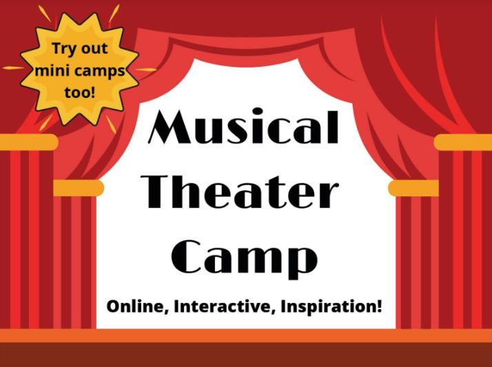 Creative Cauldron presents: Musical Theater Camp