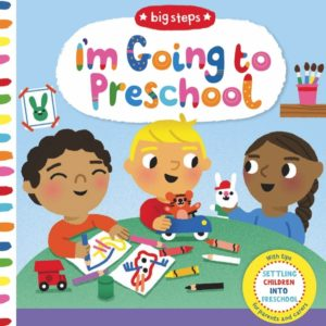 Back-to-School books for kids: I'm Going to Preschool