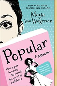 Back to School Young Adult Book about Popularity