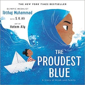 Back-to-School books for kids: The Proudest Blue