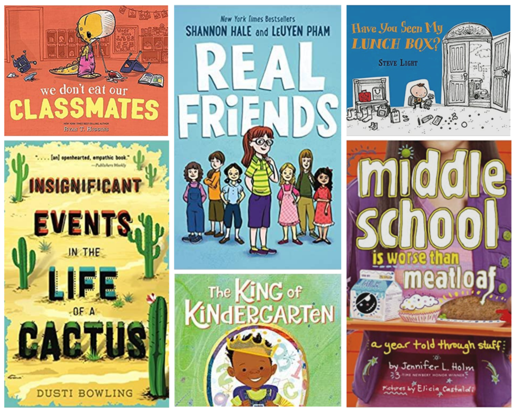 Arlington Public Library shares 15 back-to-school books for kids on Washington FAMILY magazine