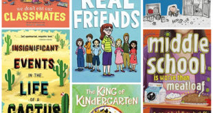 Arlington Public Library shares 15 back-to-school books for kids on Washington FAMILY magazine