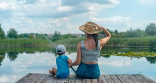 Kid-friendly fishing and other family events around DC this weekend