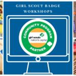 Drawing Dumbarton Girl Scout Program