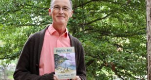 "Dr. Dan Shapiro, author of ""Raph's Tale"""