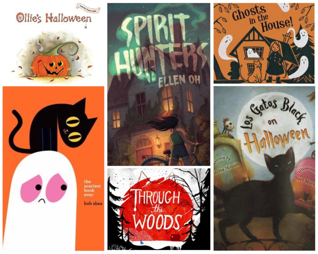 12 Children's Books to Read on Halloween from Washington FAMILY magazine