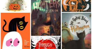 12 Children's Books to Read on Halloween from Washington FAMILY magazine