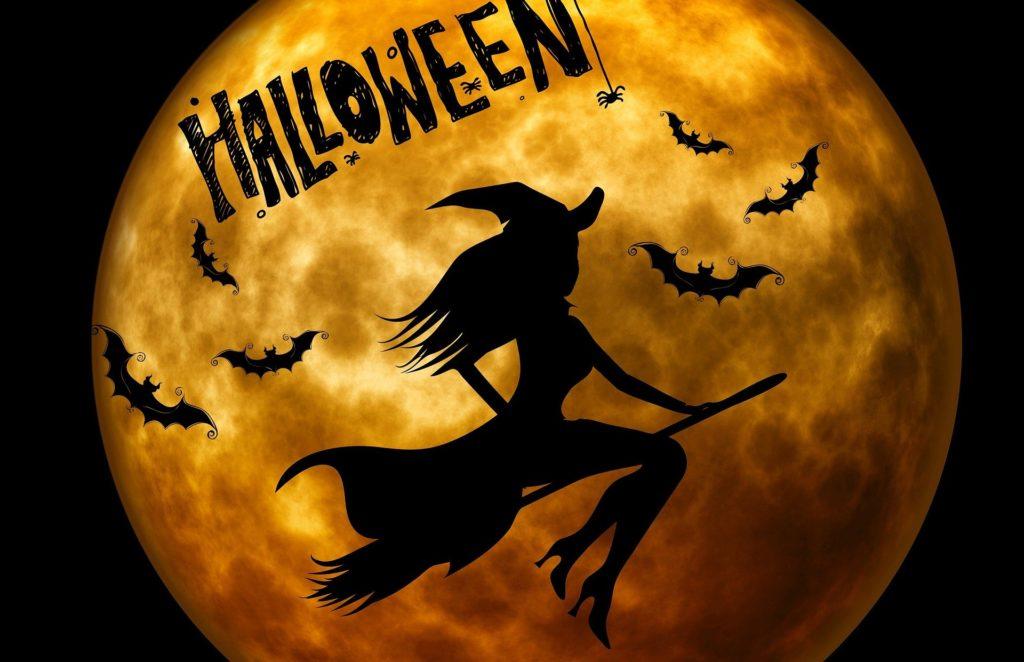 Celebrating a pandemic Halloween