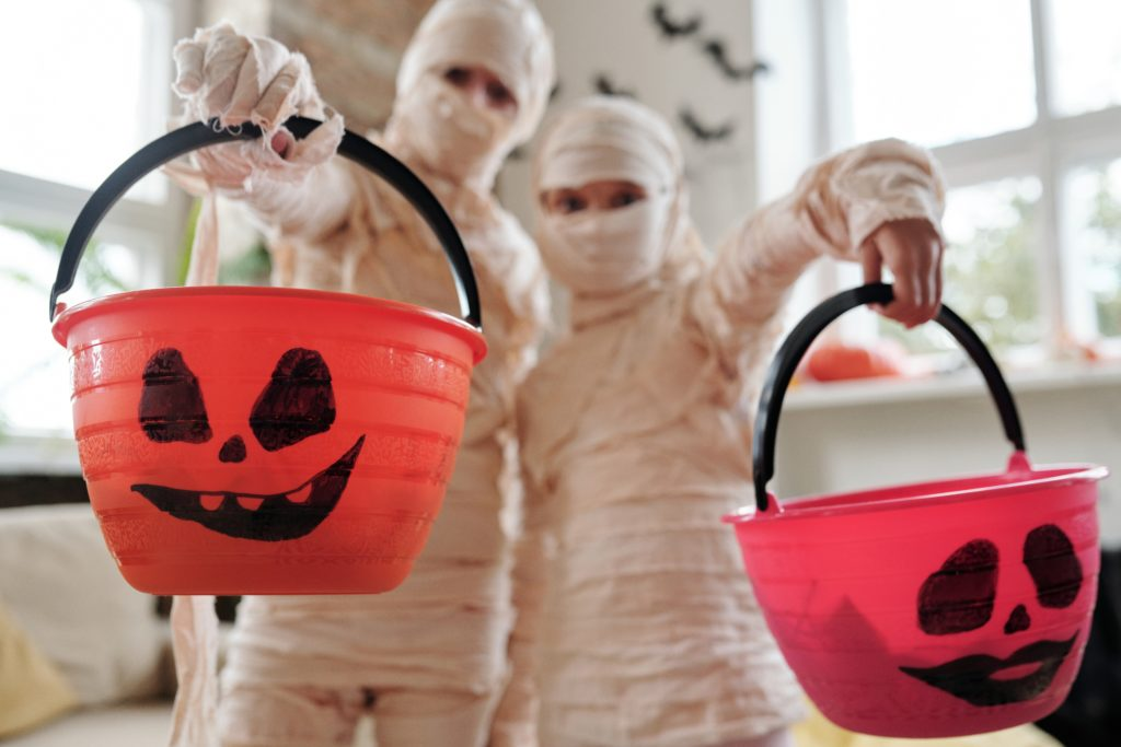 Trick-or-treating ideas for a pandemic Halloween