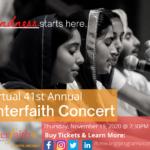 Annual (Virtual) Interfaith Concert