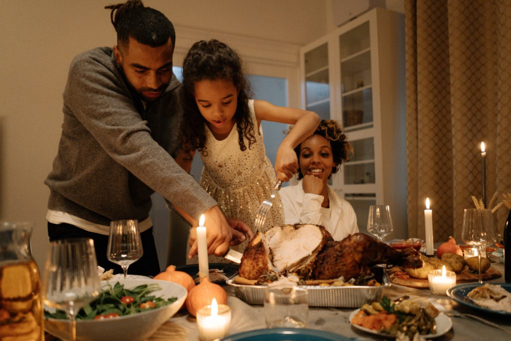 Thanksgiving 2020: Creating New Family Traditions