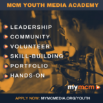 MCM 2021 Winter 8-Week Youth Media Academy (Ages 13-17)