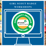 Playing the Past Girl Scout Program