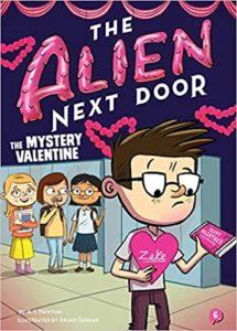 """""""The Alien Next Door"""""""