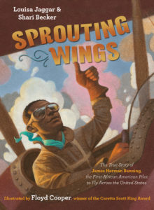 Sprouting Wings by Louisa Jagger and Shari Becker