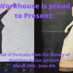 Hall of Portraits from the History of Machines