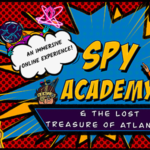 Spy Academy & the Lost Treasure of Atlantis