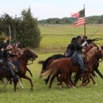 2nd United States Cavalry - Civil War Encampment