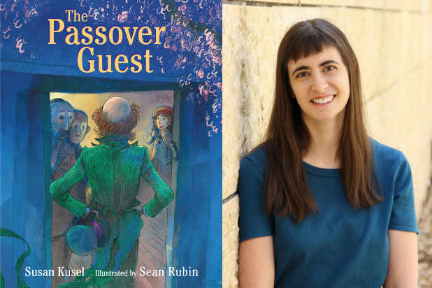 The Passover Guest book by Susan Kasel