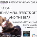 Workhouse Arts Center present Chekhov One-Acts