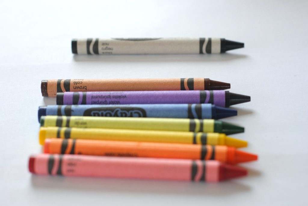 National Crayon Day is March 31, 2021