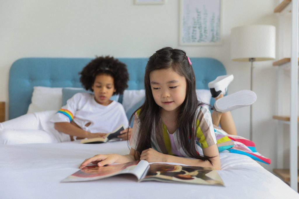 National Reading Month | Washington FAMILY magazine