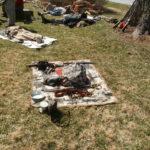 Six-Button Mess - Civil War Encampment