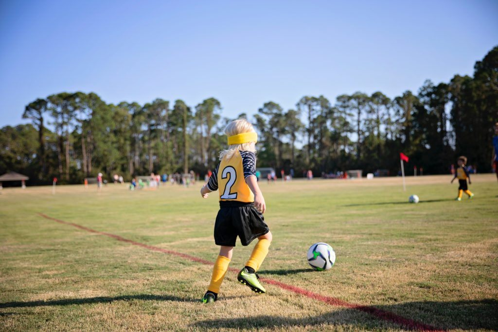 how to be a winning sports parent