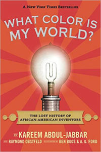 Children's books about inventions