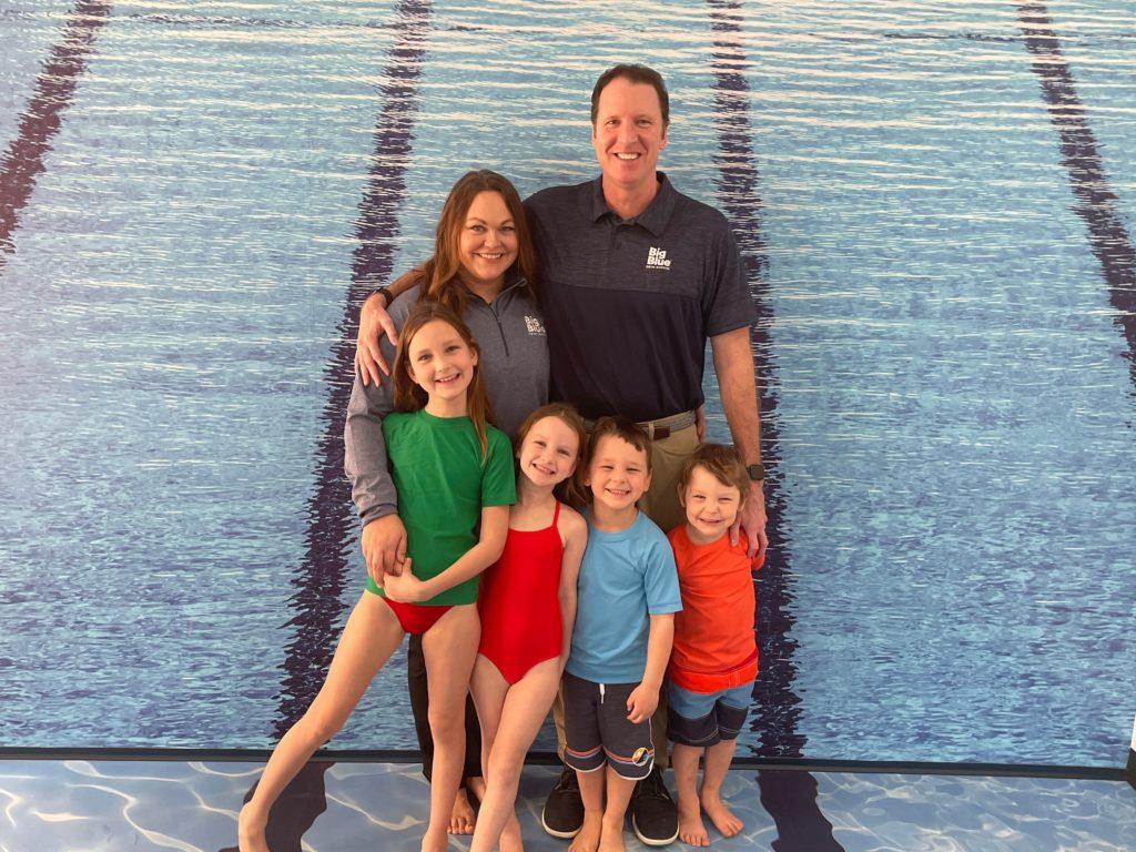 Tom Dolan, Big Blue Swim School