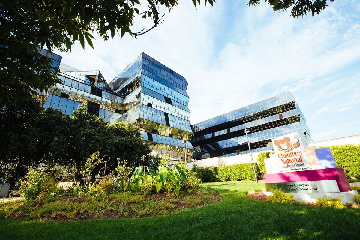 Children's National Hospital Ranked Among Best Children's Hospitals