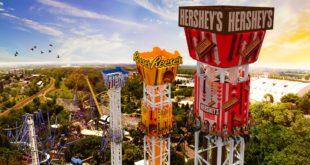 Best Family Theme Parks in Mid-Atlantic: Hersheypark