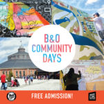 Community Day at the B&O
