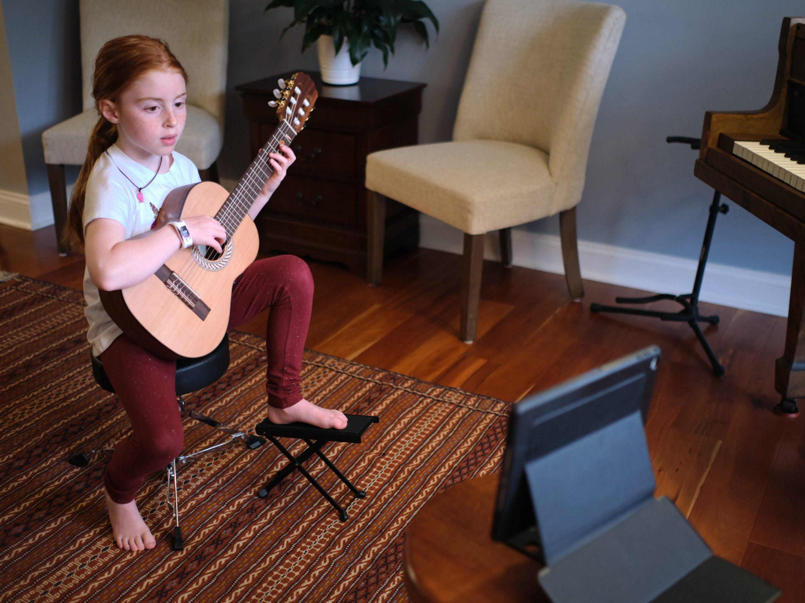Finding Their Rhythm