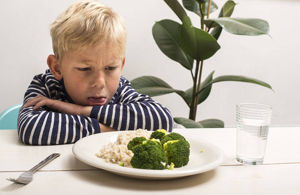 Make Mealtime Less Stressful