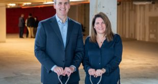 Brian and Kate Mulcahy are new franchisees for Celebree in Tysons, Virginia.
